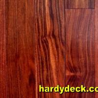 Large picture tigerwood hardwood flooring