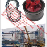 Large picture pump spare parts PM 6m 1.4T manual placing boom