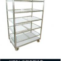 Large picture cold meat precooling cart