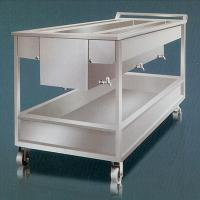 Large picture mobile disinfection cart