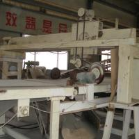 Large picture cross cutting saw