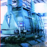 Large picture mechanical mat forming machine