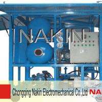 Large picture Double-stage vacuum transformer oil recycling