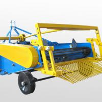 Large picture sweet potato harvester