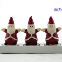 Large picture Christmas Gift Candle (RC-0040)