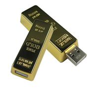 Large picture Gold bar  USB flash drive