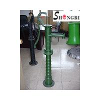 Large picture hand pump