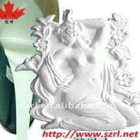 Large picture Cement sculpture molding silicone rubber