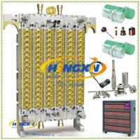 Large picture 72 cavity PET preform mould with hot runner