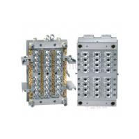 Large picture 24 cavity PET preform mould with hot runner