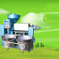 Large picture Automatic temperature control combined oil press