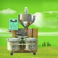 Large picture Temperature controlled integration oil press