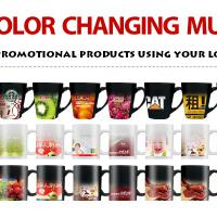 Large picture sublimation mugs