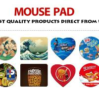 Large picture mouse pad