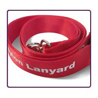 Large picture lanyard
