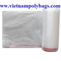 Large picture Poly plastic bag on roll