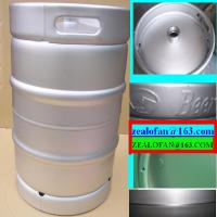 Large picture stainless keg  US barrel 1/2 BBL,15.5 Gallon keg