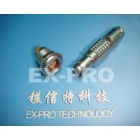 Large picture lemo connector compatible multipin solder pin