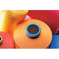 Large picture Polyester Solution Dyed Yarns
