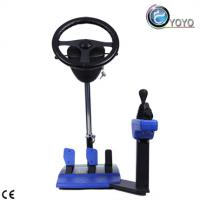 Large picture Guangzhou Dual-use Driving Simulator Game Machine