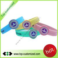 Large picture Silicone Wristband for promotion