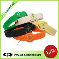 Large picture Cheap rubber Wrist bands