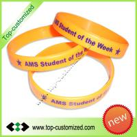 Large picture Cheap Silicone Wristbands