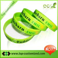 Large picture Silicone rubber bracelets