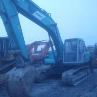 Large picture used kobelco excavators sk200