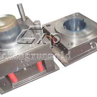 Large picture round bucket mould watering bucket mould