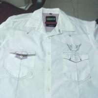 Large picture IGNITION white cotton shirt