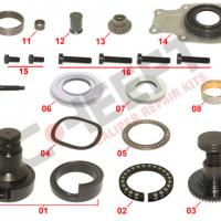 Large picture Caliper Overhaul Repair Kit (Front - Right)