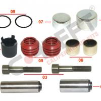 Large picture Caliper Guides & Seals Repair Kit