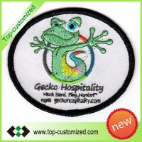 Large picture Embroidered Patches Design Logos