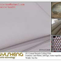 Large picture Coated Stretch Ceiling Fabric