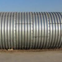 Large picture Assembled Corrugated Steel Pipe