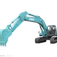 Large picture used hyundai excavators