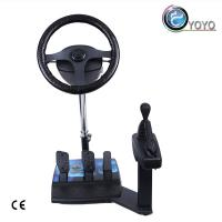 Large picture Environment Friendly Car Train Simulator Machine