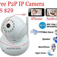 Large picture wanscam baby monitor iphone android camera ip