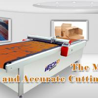 Large picture Tents and tensile structure cutting machine
