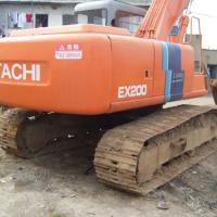 Large picture used hitachi excavators EX200-2