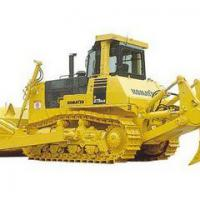 Large picture used caterpillar bulldozers