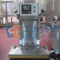 Large picture Beer filling machine with 2 heads
