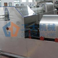 glass bottle washing machine