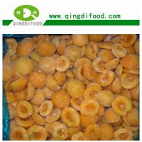 Large picture IQF apricot halves