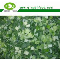 Large picture frozen green onion /  frozen chive