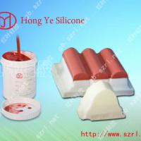 Large picture RTV addition silicone rubber