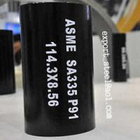 Large picture ASTM A335 P91 Alloy Seamless Steel Pipes