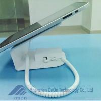 Large picture Security Display stand for IPAD with alarm