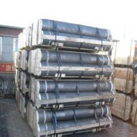 Large picture graphite electrodes used in EAF or LF